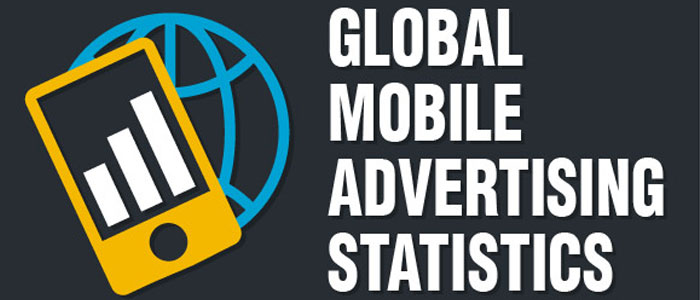 Mobile Advertising Global Trends and Statistics  Infographic
